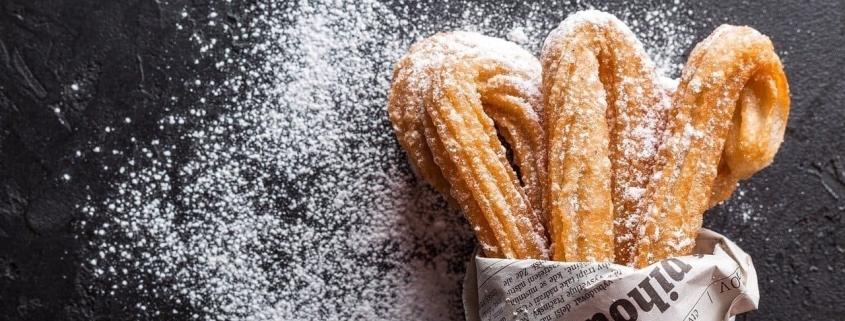 Por qué los churros son el mejor desayuno para el invierno